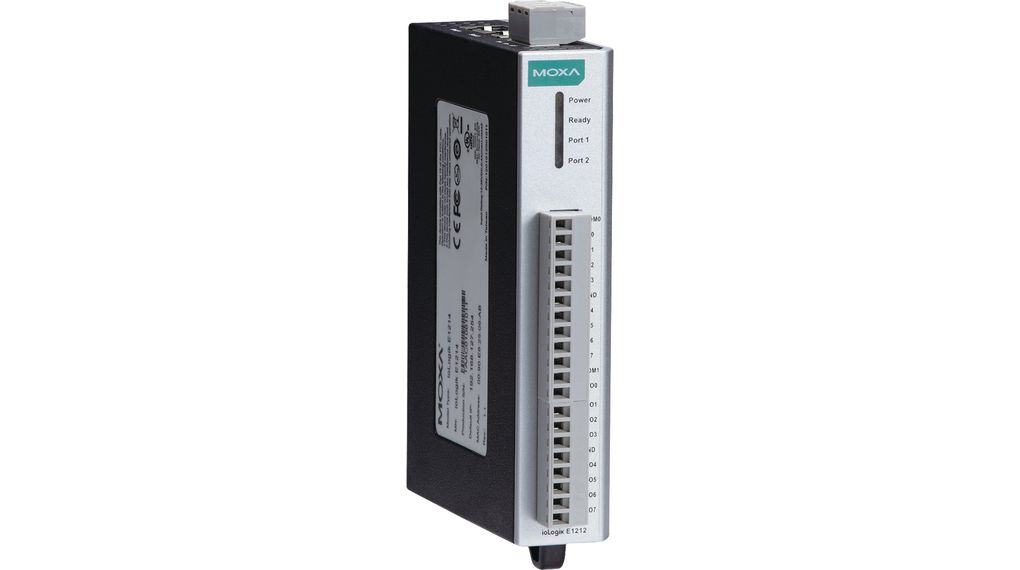 Buy I/O modul 6 DI, 6 relé Ethernet/MODBUS/TCP/EtherNet/IP